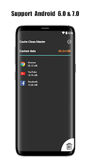 Cache Cleaner Super clear cache & optimize Screenshot