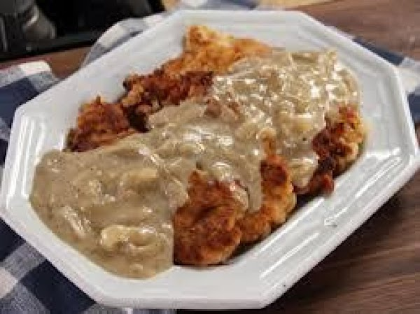 Weight Watchers Chicken Fried Steaks Recipe