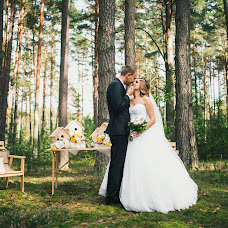 Wedding photographer Andrey Sinkevich (andresby). Photo of 23.09.2016