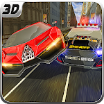 Criminal Police Car Chase 3D? Icon