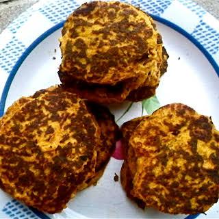 Grain-Free Pumpkin Pancakes.