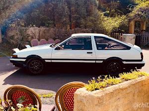スプリンタートレノ AE86 GT-APEXのカスタム事例画像 イチDさんの2021年02月24日21:42の投稿