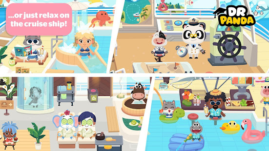 Download Android App Dr. Panda Town: Vacation for Samsung
