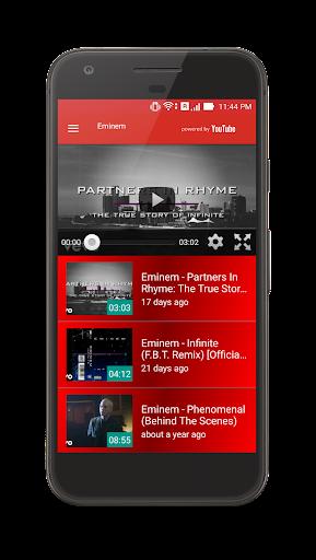 Music Video Youtube 1.0 screenshots 4