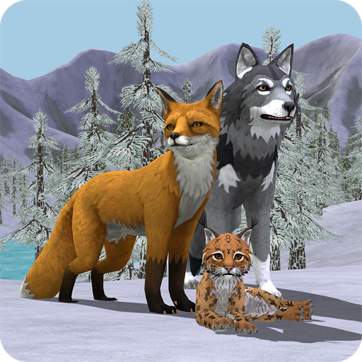 (APK) تحميل لالروبوت / PC WildCraft: Animal Sim Online 3D ألعاب