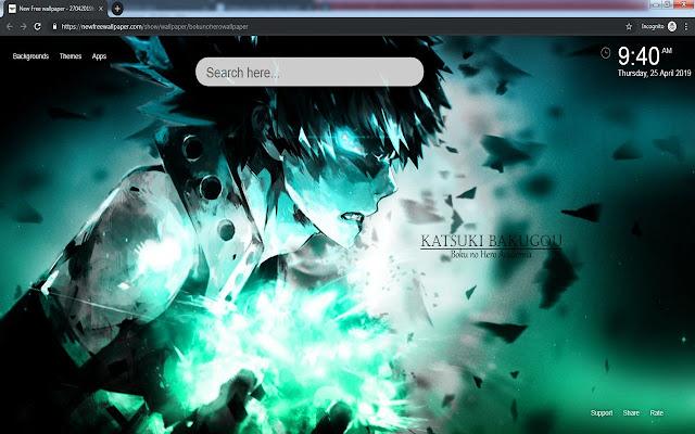 Boku No Hero Academia Wallpaper HD