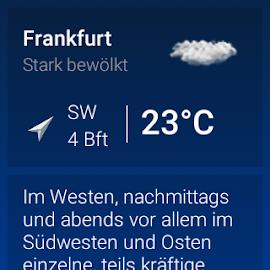 Das Wetter in Deutschland Screenshot 11