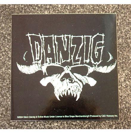Danzig - Klistermärke