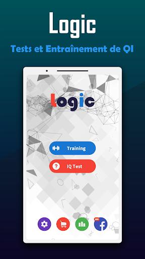 Logic - Brain IQ Tests and Training screenshot 1