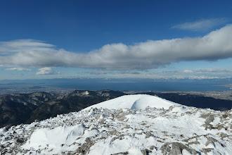 山頂からの展望1