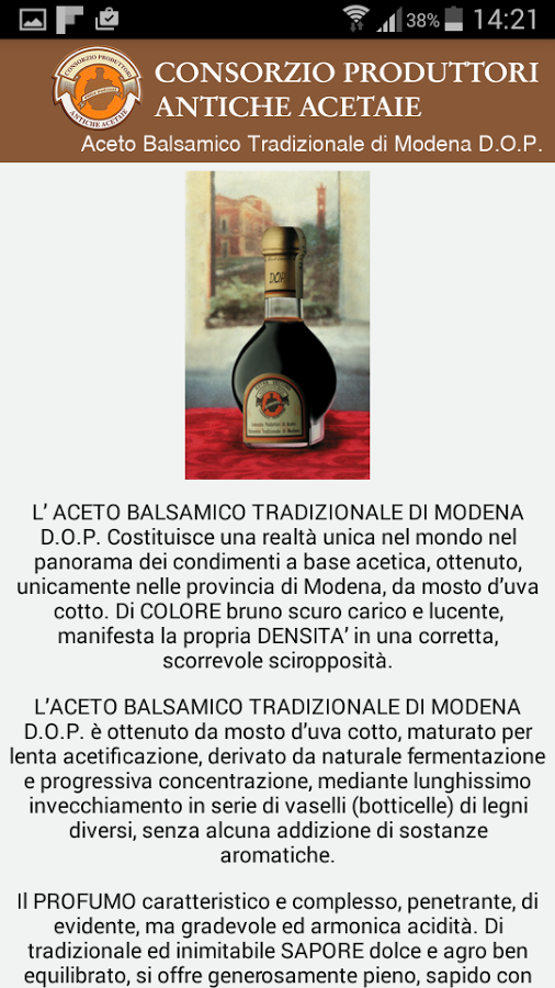 Balsamico.it (Versione Ita)- screenshot
