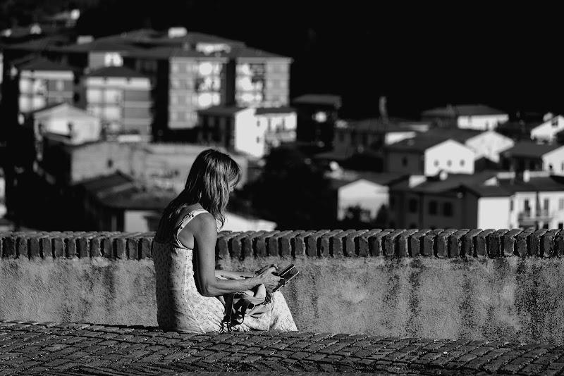 La solitudine al tramonto di massimo_borri
