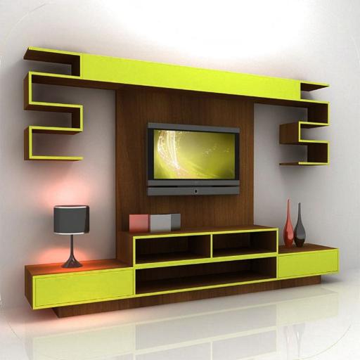 Shelves TV Furniture file APK for Gaming PC/PS3/PS4 Smart TV