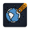 Gray Space - Defend Earth from Asteroids icon