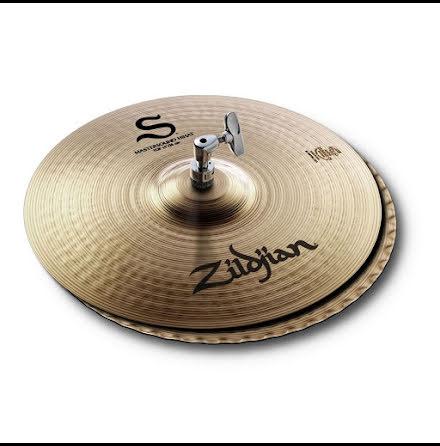14'' Zildjian S Family - Mastersound Hi-hat