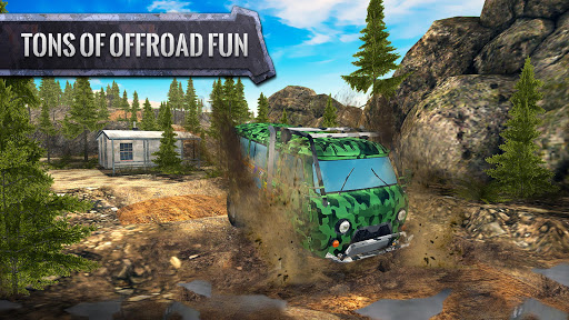 ud83dude97ud83cudfc1UAZ 4x4: Dirt Offroad Rally Racing Simulator android2mod screenshots 11