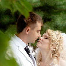 Wedding photographer Irina Shidlovskaya (ty-odin). Photo of 11.08.2014