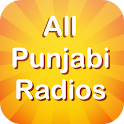 All Punjabi Radios icon