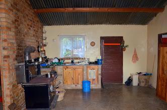 Photo: Naše útočiště. Kuchyňský kout.