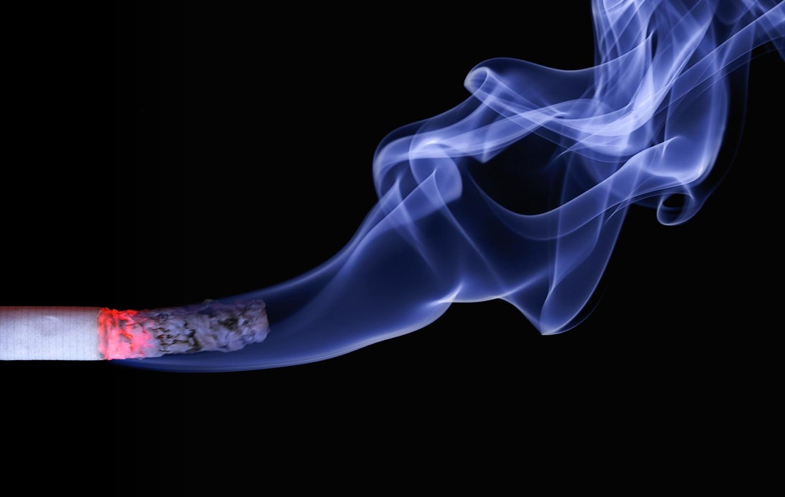 bad habit smoking