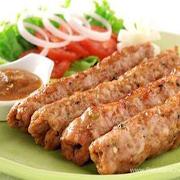 Beef Seekh Kabob
