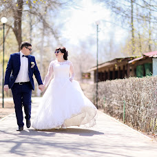 Wedding photographer Maksim Mironov (makc056). Photo of 11.04.2018