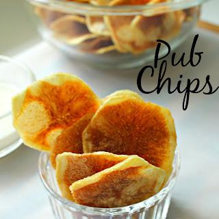 Pub Chips.