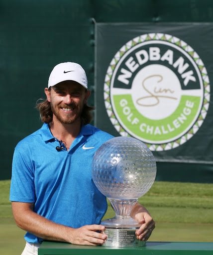 Fleetwood comes from behind to win Nedbank Challenge in play-off