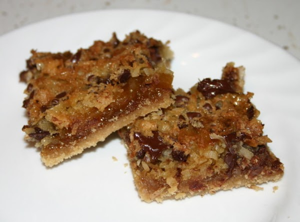 Grandme's Sweet Dreamy Bars Recipe