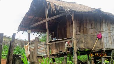 Photo: Baan Jia Jan: Lahu village