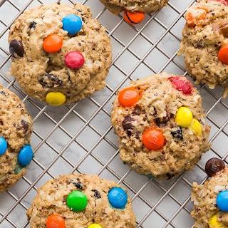Quinoa Trail Mix Breakfast Cookies.