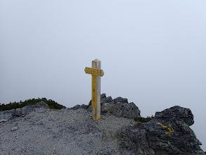 スバリ岳山頂