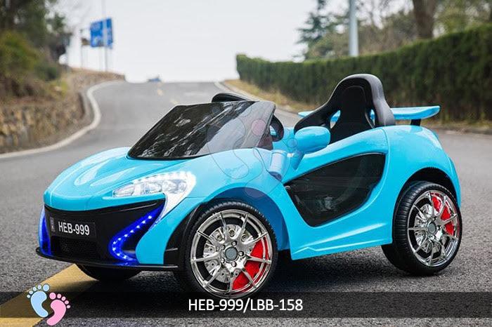 Xe hơi điện kiểu dáng thể thao LBB-158 11