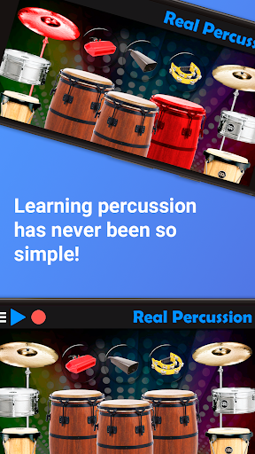 Real Percussion - The Best Percussion Kit screenshot 1
