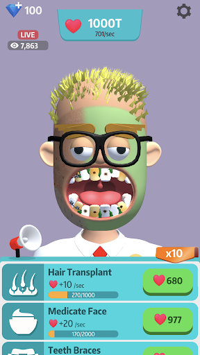 Idle Makeover screenshot 6
