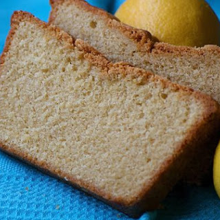 Lemon & Sour Cream Pound Cake
