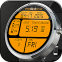 Digital LED Watch Face icon