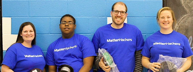 3D Printing Inspires At-Risk Student to Become An Educator
