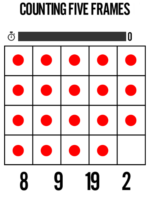 Counting Five Frames- screenshot