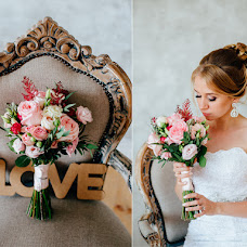 Wedding photographer Lyubov Romashko (romashka120477). Photo of 05.04.2016