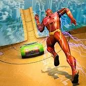 Tải siêu Tốc độ Anh hùng Mega Giốc Cuộc đua Stunts APK