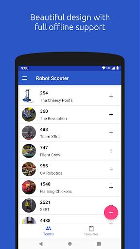 robot scouter - frc scouting screenshot 1