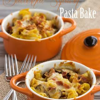 Butternut Squash Pasta Bake