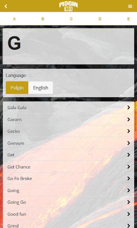 Pidgin 101 – (Android Sovellukset) — AppAgg
