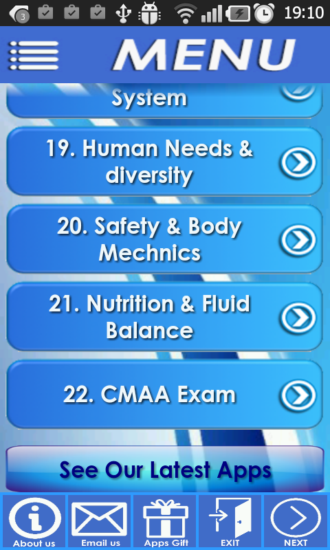 cmaa medical admin assistant android apps on google play cmaa test study guide Study Guide Exam Outlines