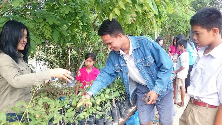 ปลูกป่าพัฒนาชุมชน