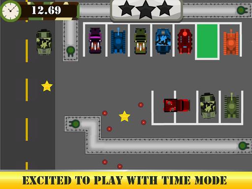 無料模拟AppのArmy Truck War Tank Parking|記事Game