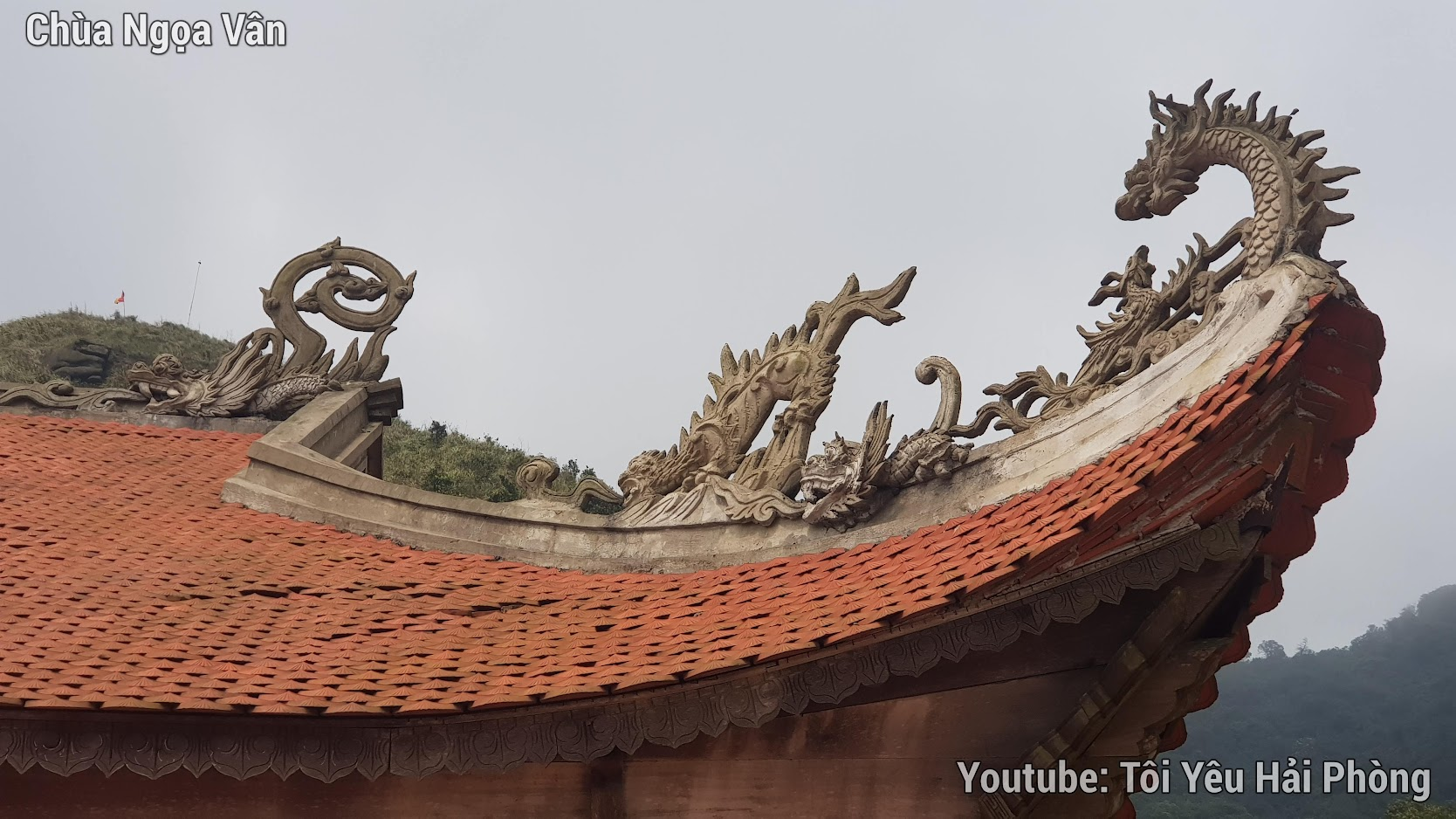 Khám phá Chùa Ngọa Vân (Quảng Ninh) Miền đất Phật 8
