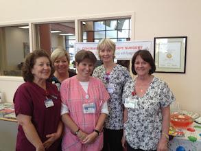 Photo: Anne Gatto, Gail Flynn, Joanna Sabol, Pat Cullen & Donna MacNeil