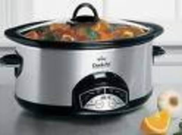 Oven-to-crock Pot Conversion Recipe